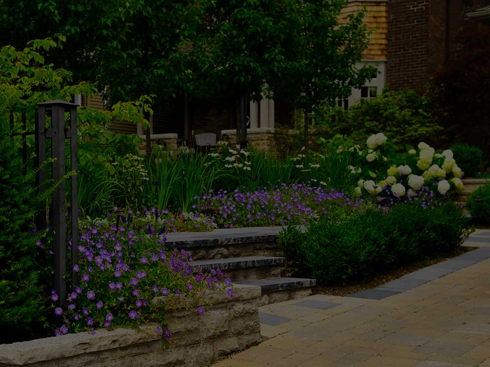 Cartersville  Commercial Garden Design