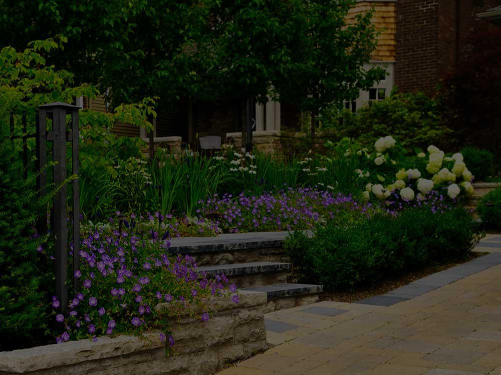 Canton Commercial Garden Design