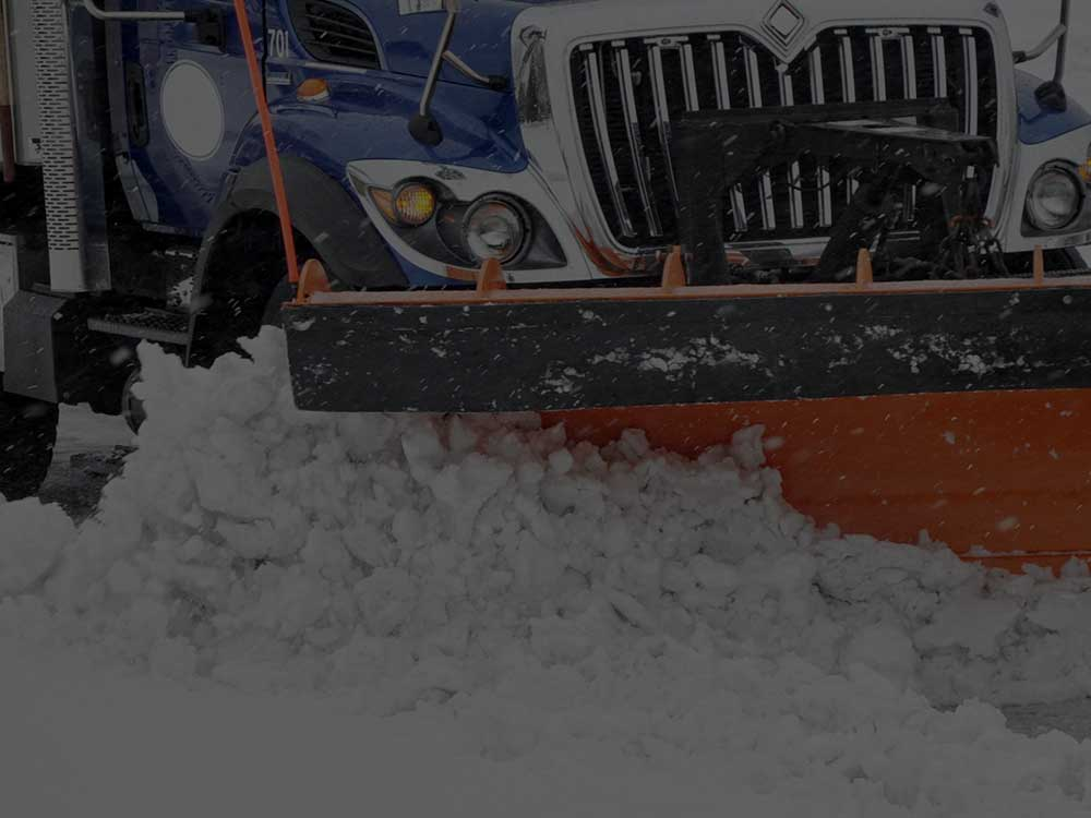 Jasper Commercial Snow Removal