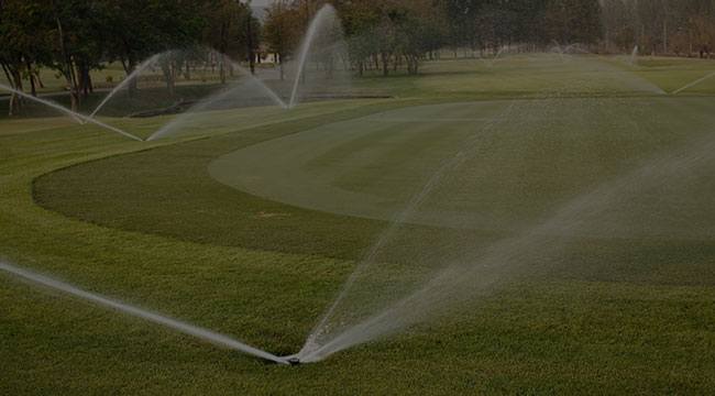 Cartersville  Irrigation